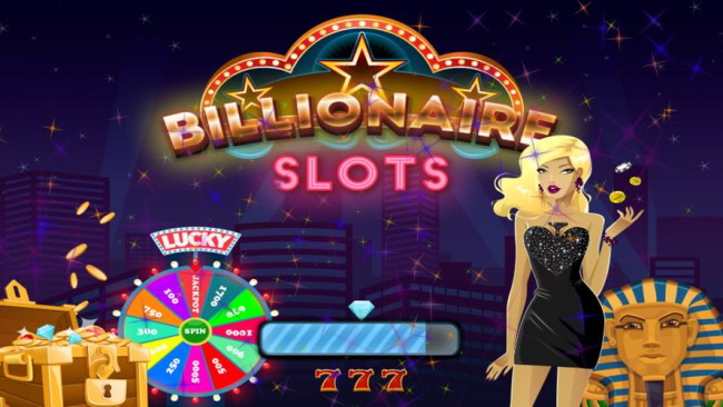 Billionaire Slots and free coins for all players